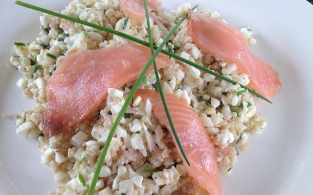 Quinoa-venkel salade