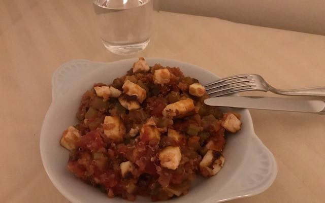 quinoa tomaat sleder feta
