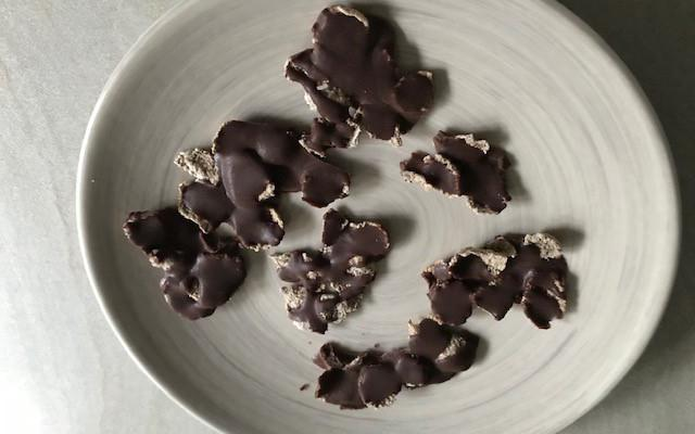 chocolade boekweitflakes